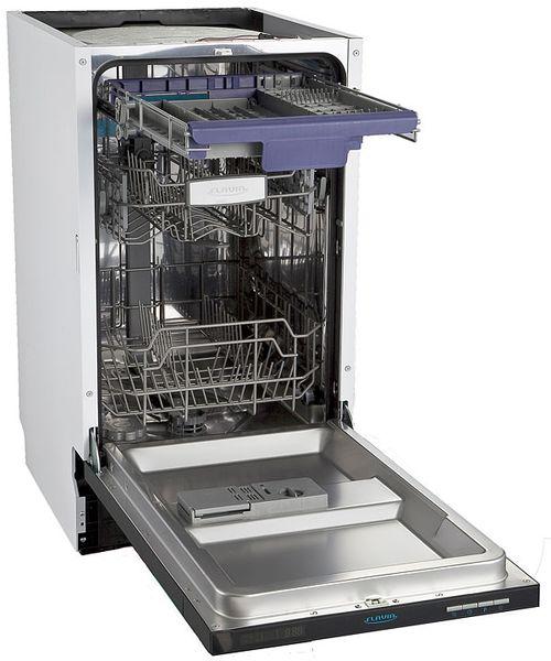 Узкие посудомоечные машины: 30, 35, 40 и 45 см — как выбрать