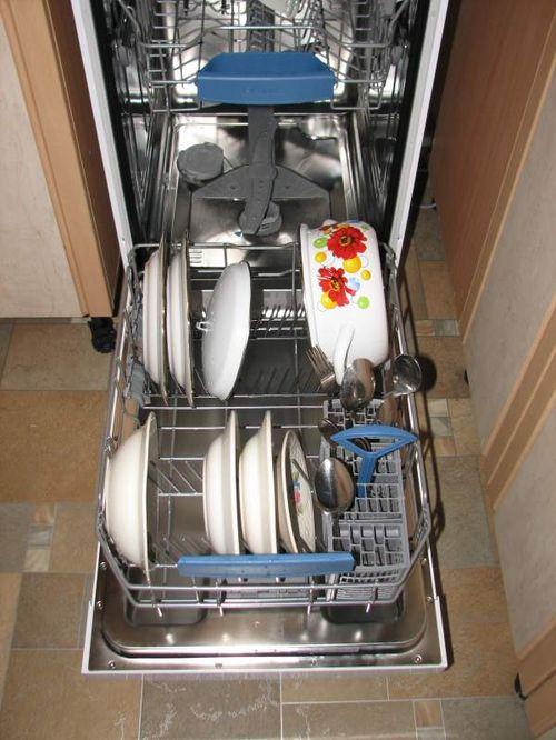 Узкие посудомоечные машины: 30, 35, 40 и 45 см - как выбрать