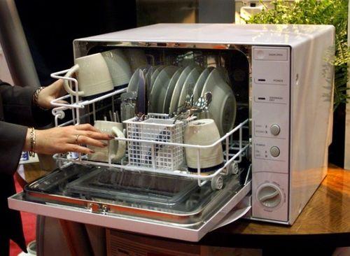 Выбираем компактную посудомойку