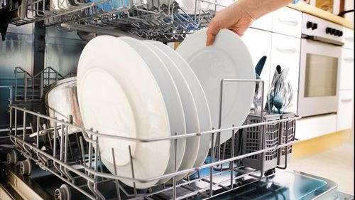 Если не забираем моющее средство