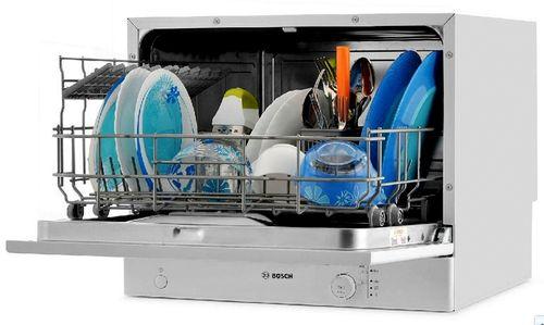 Настольная посудомоечная Bosch