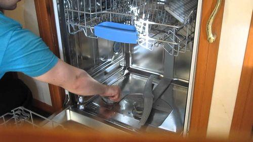 Установка посудомоечных машин Bosch