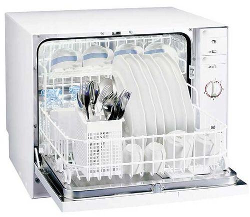 Выбираем настольную посудомоечную машину