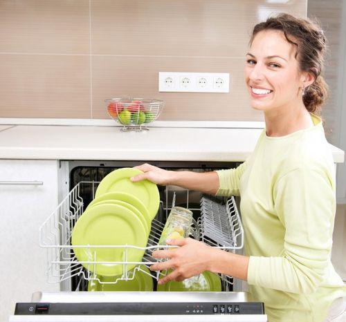 Сушка посуды