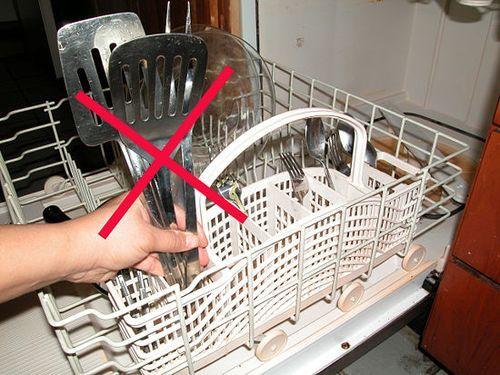 Так нельзя мыть