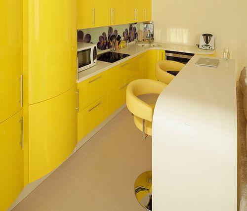 Цветная посудомоечная машина