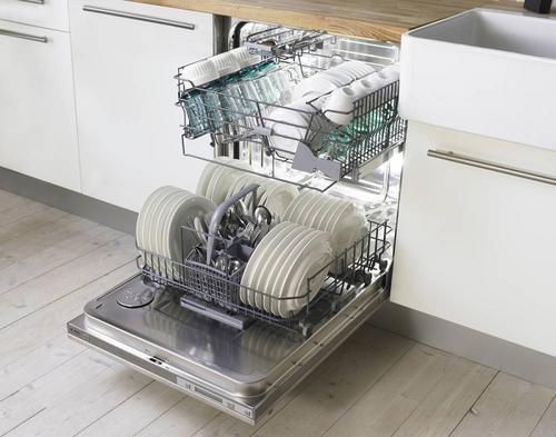Полноразмерная встроенная посудомоечная машина
