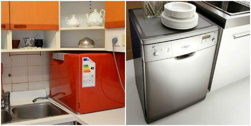 Отдельно стоящие посудомойки