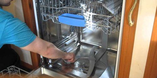 Ремонт посудомоечной машины в сервисном центре