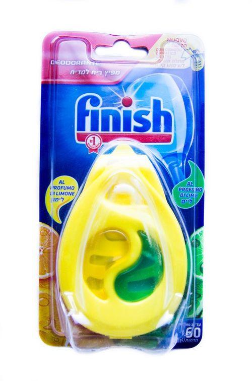 Освежитель для посудомоечных машин Finish Лимон и Лайм