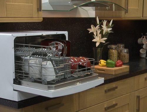 Посудомойка с небольшой вместительностью