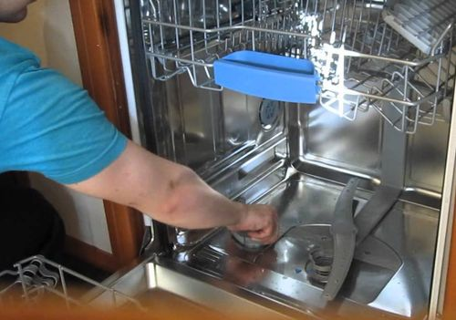 Ремонт посудомойки