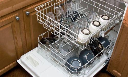 Контейнер для посуды