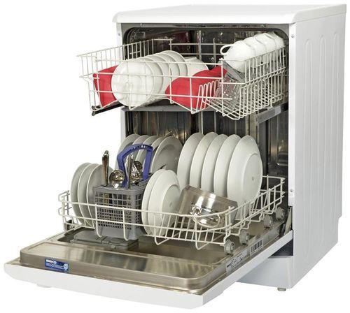 Посудомойка Веко