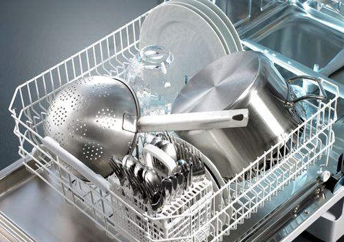 Посуда в сетке