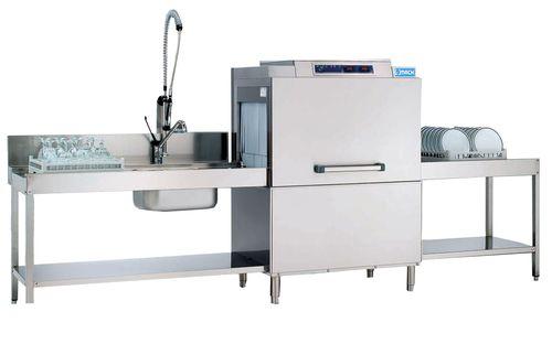 Практичная промышленная посудомоечная машина