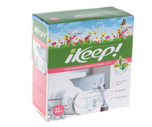 Таблетки Ikeep 32 шт.