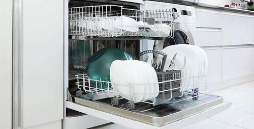 Помытая посуда