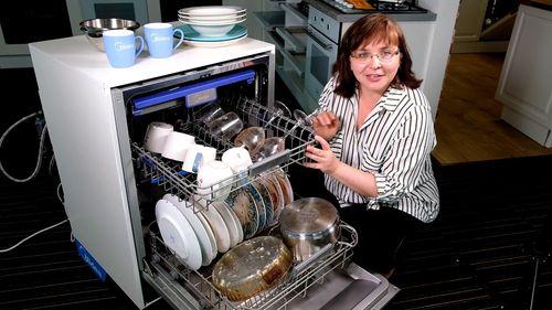 Распределения посуды