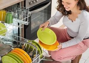 Загрузка для посуды